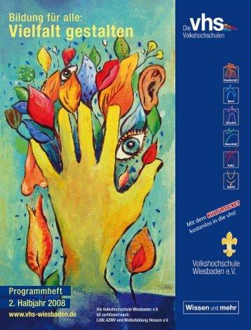 Vielfalt gestalten - Deutsches Institut für Erwachsenenbildung