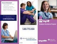 (EAP)! - Advocate Benefits - Advocate Health Care