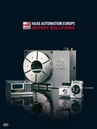 Haas Rotary Brochure - TEXIMP