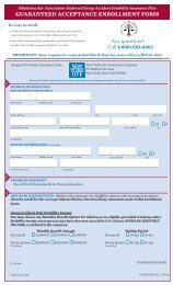 Accident Disability Application - Beale Professional Services