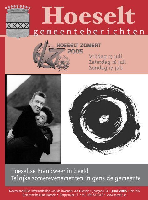 gemeenteberichten - Hoeselt.Be