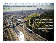 LA River Revitalization - CMAA