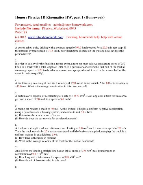 Webassign Physics Questions And Answers Tutor