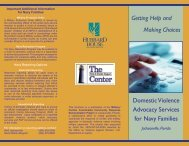 Getting Help and Making Choices Domestic Violence Advocacy ...