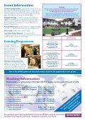 event brochure - UKCMG - Page 6
