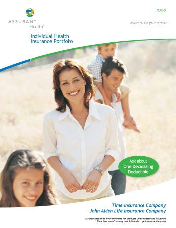 Individual Health Insurance Portfolio - Health Insurance Leads