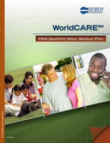 Comprehensive Product Brochure - Health Insurance Leads