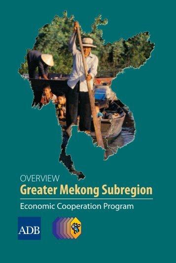 Greater Mekong Subregion Economic Cooperation ... - GMS-EOC
