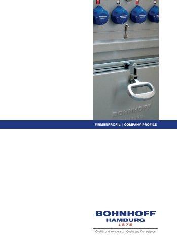 FIRMENPROFIL | COMPANY PROFILE - Bohnhoff GmbH ...