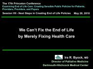 Family caregiving - Health Industry Forum