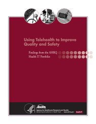Using Telehealth to Improve Quality and Safety.pdf - himss