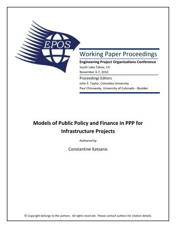 """an analysis of the conceptual models and public policy Duran, c, cetindete, a, and sahan, o, """" an analysis on the relationship   hering, l and poncet, s, """" environmental policy and exports: evidence from."""