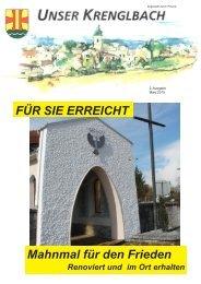 Unser Krenglbach - April 2015