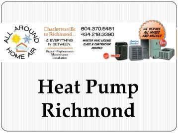 Heat Pump Richmond