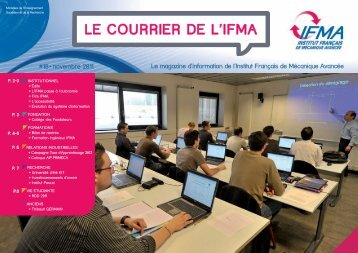 1 Mo Courrier IFMA n°18