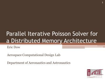Slides - Parallel Computing
