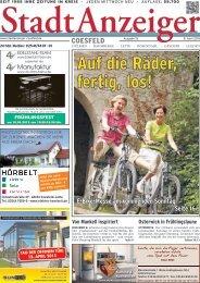 Stadt Anzeiger Coesfeld KW 15