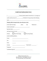 Credit Card Authorization Form - Jswilley.com