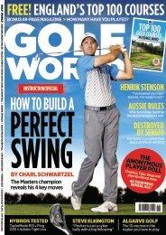 Golf World June Preview