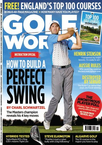 Golf World June Preview