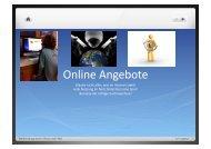 Online Angebote - Klasse Schaad