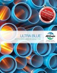 PVC Ultra Blue™ (C909) and (IPS ASTM F1483) - JM Eagle