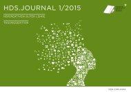 hds_Journal_1_2015_perpektiven_guter_lehre_tagungsedition_