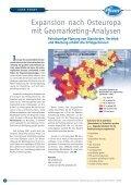 Vom Potenzial zum Lead - infas GEOdaten - Seite 4