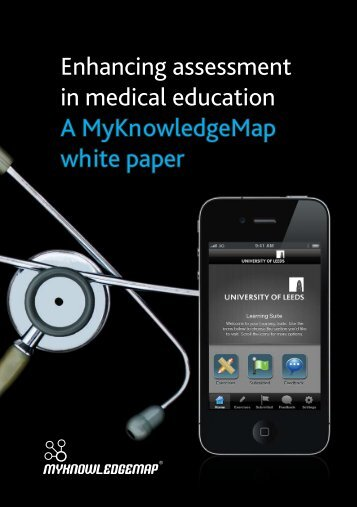 Download this white paper - MyKnowledgeMap