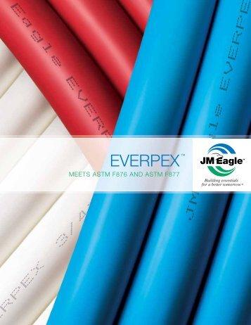 EverPEX™ Full Product Brochure - JM Eagle