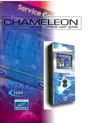 CHAMELEON - NSM Music Inc