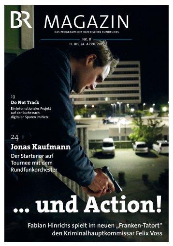 BR-Magazin 08/2015