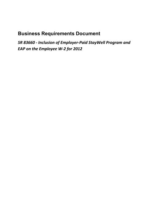 w2 form ucsd  W13 Staywell EAP - UCOP Payroll/Personnel Services ...