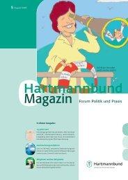 12 Neues aus der Friedrich-Thieding-Stiftung - Hartmannbund