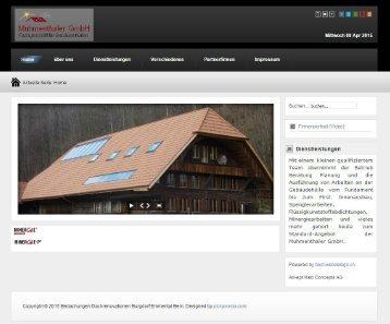Muhmenthaler GmbH