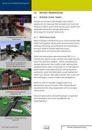 strategi pembangunan - JPBD Selangor