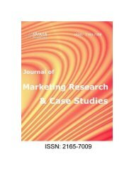 The Impact of the Effectiveness of a Buzz Marketing Campaign on the Image, Awareness and Purchasing Decision