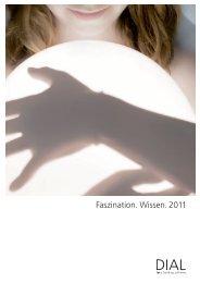 Faszination. Wissen. 2011 - Living in the Future Award