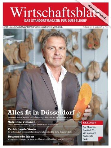 Alles fit in Düsseldorf