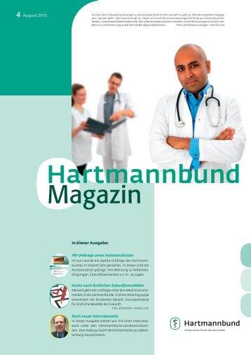 4 August 2012 - Hartmannbund