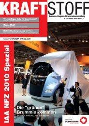 RZ Ausgabe 02 2010.FH11 - Kraftstoff – Business-Magazin für die ...
