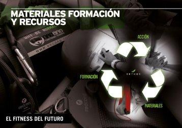Distribuidor Oficial MATERIAL de ENTRENO FUNCIONAL - Orthos