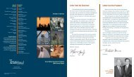 2004 Annual Report brochure (PDF) - TexasMutual