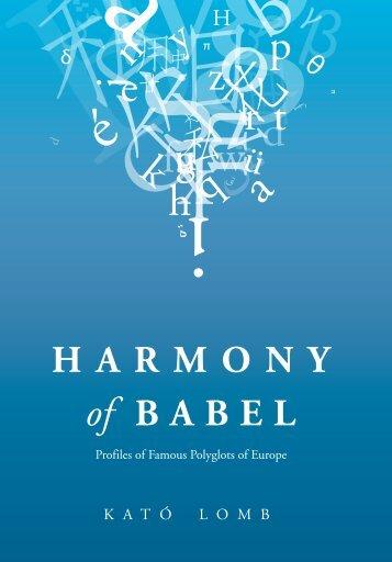 HARMONY of BABEL - TESL-EJ