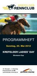 krefelder ladies' day - Graeffker