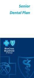 Senior Dental Plan - Blue Cross Blue Shield of Georgia