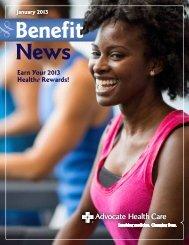Healthe Rewards Points - Advocate Benefits