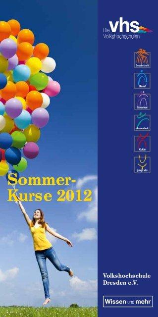 Kunst Und Künstlerisches Gestalten Volkshochschule Dresden