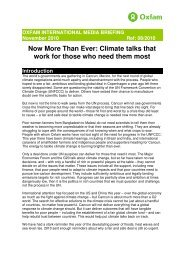 Now More Than Ever: Climate talks that work for ... - DeSmogBlog