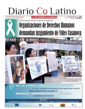 Edición 08 de Abril de 2015
